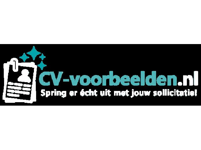 CV Sjablonen